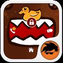 GO Locker Theme Domo icon