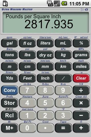 Ultra Measure Master- screenshot
