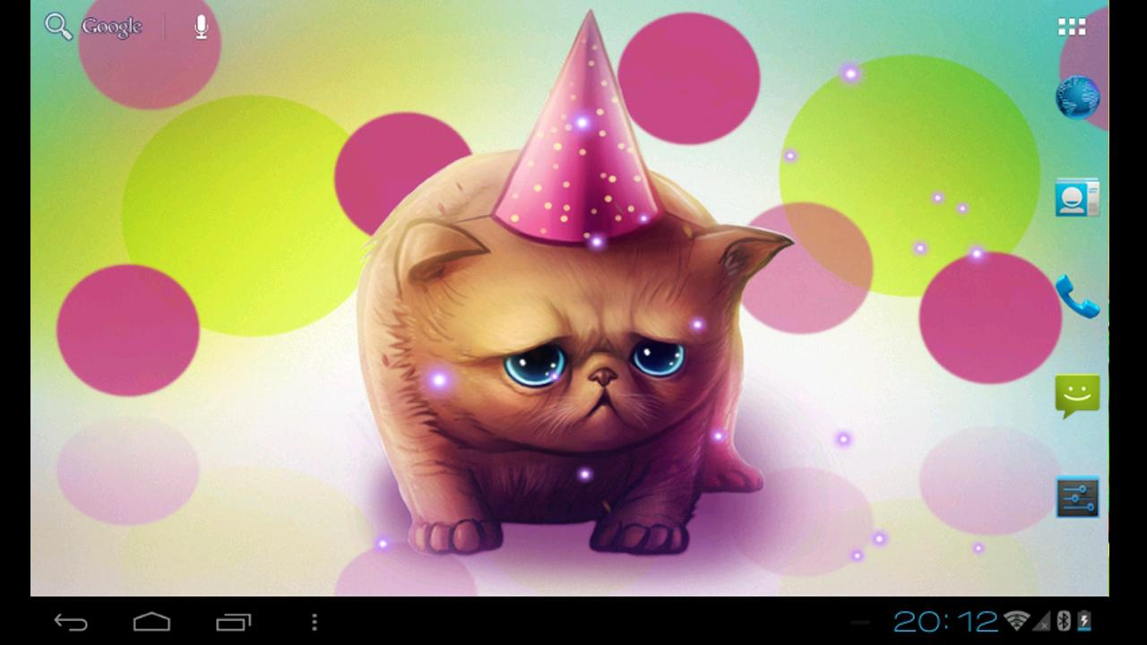 Birthday Kitty - screenshot
