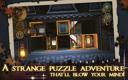 The Mansion: A Puzzle of Rooms Screenshot 1