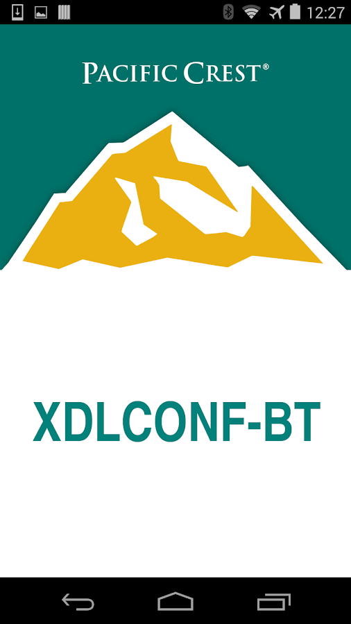 XDLCONF-BT- screenshot