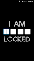 Screenshot of SherLOCKED Lockscreen