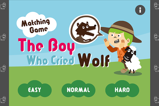 The Boy Who Cried Wolf - Game