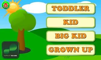 Screenshot of Word Bubbles