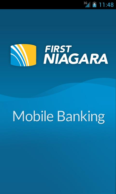 First Niagara Mobile Banking - screenshot