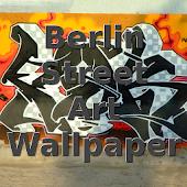 Berlin Graffiti Wallpaper