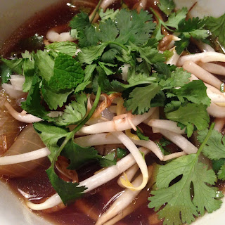 Homemade Beef Pho