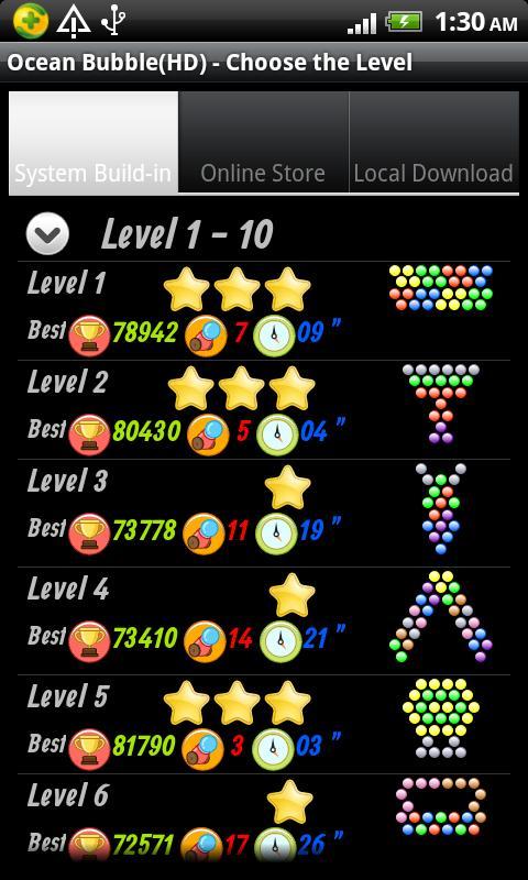 Bubble Shooter Ключ Игре