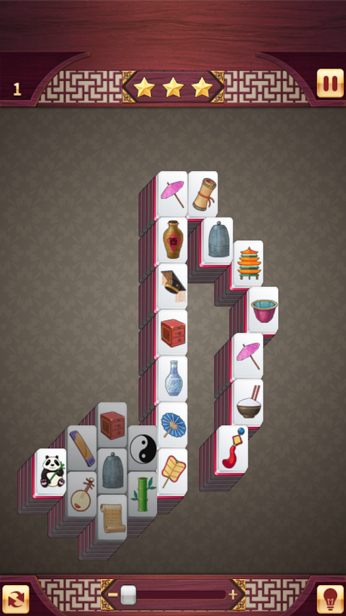 Mahjong King- screenshot