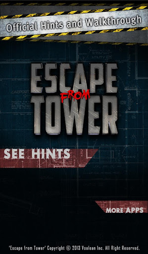 Escape from Tower Walkthrough