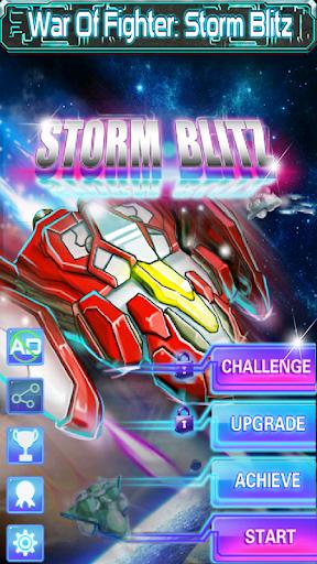 War Of Fighter:Storm Blitz