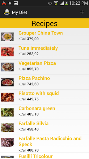 My Diet Free app (apk) free download for Android/PC/Windows screenshot