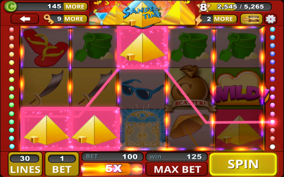 Slots Heaven HD: Slot Machines - screenshot