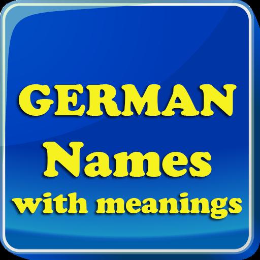 German Baby Names & Meaning 生活 LOGO-阿達玩APP