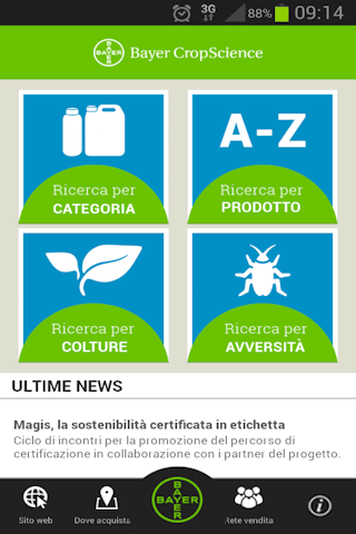 Bayer CropScience - Catalogo