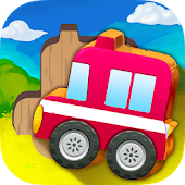 Car Puzzle - Kids Games