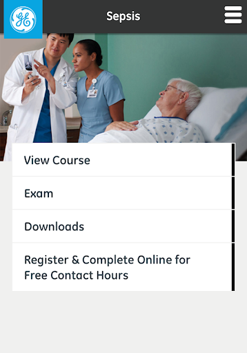 Sepsis Clinical Education
