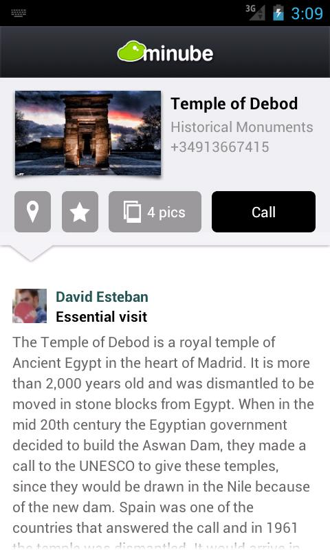 Madrid Guía de viajes offline: captura de pantalla