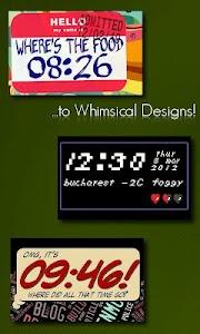 One More Clock Widget v1.4.9