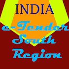 e-Tender India South Region icon