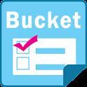 Bucket List Bucket примечание icon