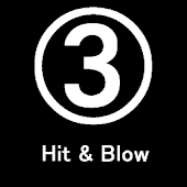 Hit & Blow (3 digits)