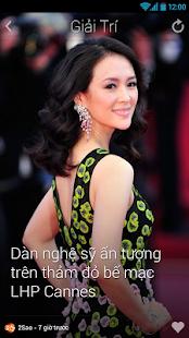 Báo Mới - Doc Bao Sieu Dep - screenshot thumbnail