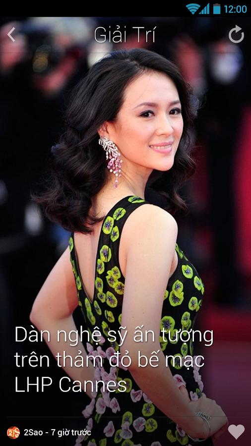 Báo Mới - Doc Bao Sieu Dep - screenshot
