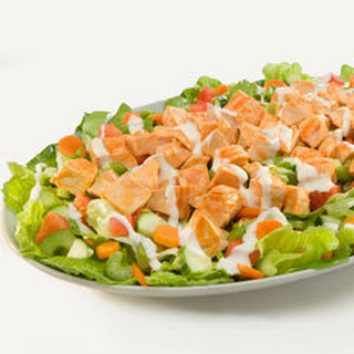 Buffalo Ranch Chicken Salad.