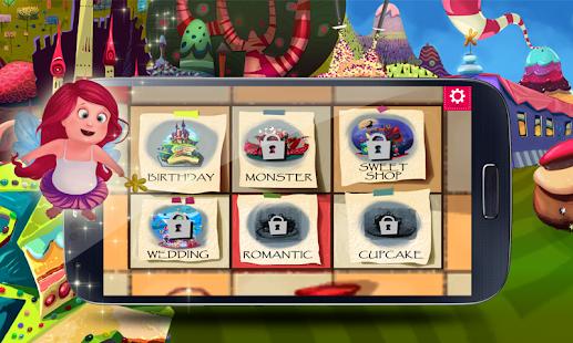 Bolo - Cozinhar Jogos - screenshot thumbnail
