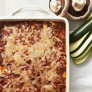Zucchini-Noodle Lasagna