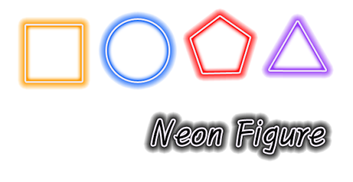 Neon Figure : Avoid