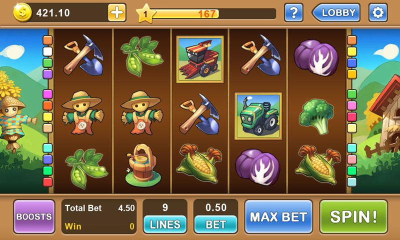 Slot Saga- screenshot