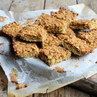 Low Fat Healthy Flapjacks Recipes.