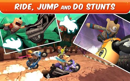Monster League Racing - screenshot thumbnail