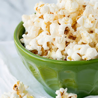 Perfect Stovetop Popcorn.
