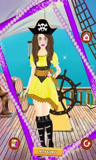 【免費角色扮演App】海盗女孩化妆沙龙-APP點子