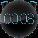 Stopwatch Timer Alarm Ad-free logo