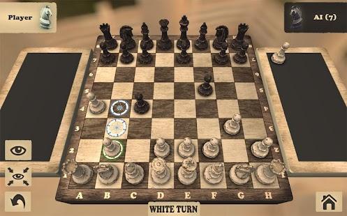 Chess Fusion Free - screenshot thumbnail