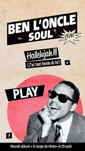 Ben l'Oncle Soul – Hallelujah