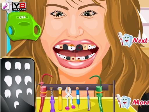 เกมส์ทำฟัน
