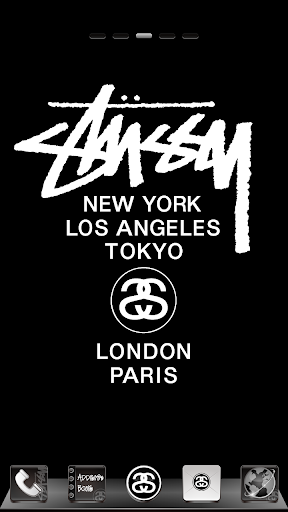 STUSSY-World Tour Theme