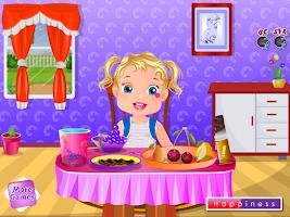 Screenshot of Dirty Baby Care