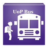 UoP Bus Timetable