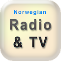 NRK Radio & TV streamer logo