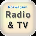 NRK Radio & TV streamer logo
