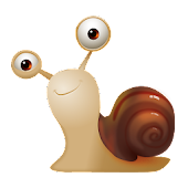 Cute Snail Lovely Animal Theme