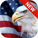 Usa Flag Wallpapers icon