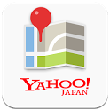 Yahoo!地図 ナビ、雨雲、混雑レーダーが使える無料マップ icon