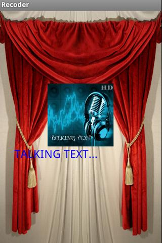 Talking Text
